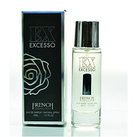 FRENCH COLLECTION EX EXCESSO WOMEN EDP 30ML