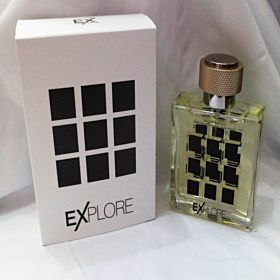 EXPLORE MEN BLACK Eau de Perfume 100ml