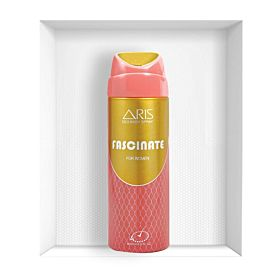 fascinate aris deodrent 200 ml