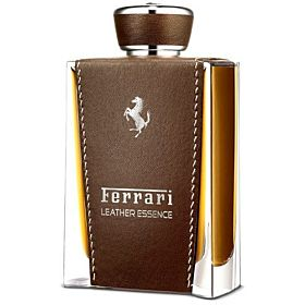 Leather Essence by Ferrari for Men - Eau de Parfum, 100ml