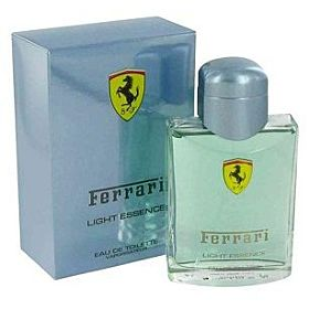 Ferrari Light Essence for men 125 ml