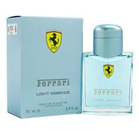 Ferrari Light Essence by Ferrari for Men - Eau de Toilette, 75ml