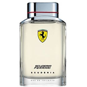 Scuderia by Ferrari for Men - Eau de Toilette, 125ml