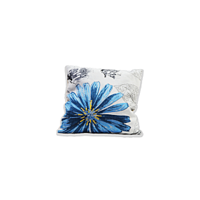 Cushion Cover Modern flower print (45x45)