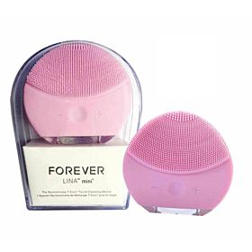 Forever Lina Mini Facial Cleansing Device Pink