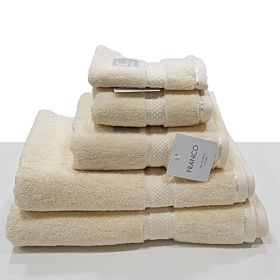 5PCs Luxury Towels (100% Cotton)