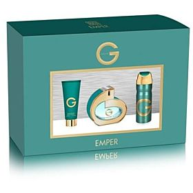 G Femme by Emper for Women Gift Set - 3 Pieces