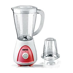 Geepas 2 in 1 Blender blend different kinds of fruit juice