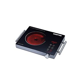 Geepas Digital Infrared Cooker 2200W GIC6920 Red/Black