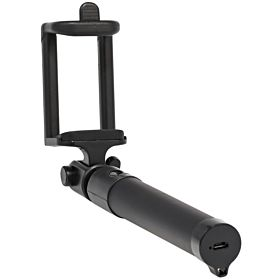 Locust Bluetooth Selfie Stick, Black