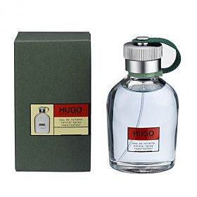 Green By Hugo Boss For Men Eau De Toilette-125 ML