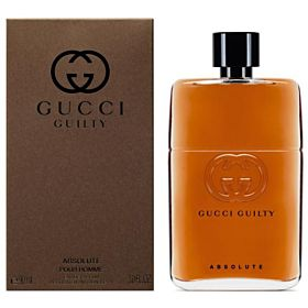 Gucci Guilty Absolute by Gucci for Men - Eau de Parfum, 90ml