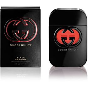 Gucci Guilty Black Pour Femme  for Women - Eau de Toilette, 75ml