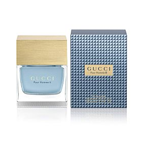 Gucci Pour Homme II Eau De Toilette Spray for Men 100 ml