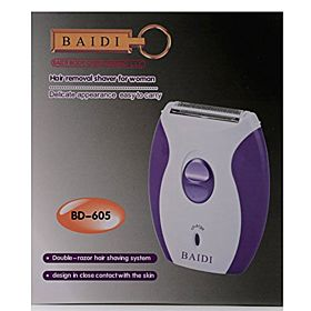 Rechargeable Lady Shaver Trimmer