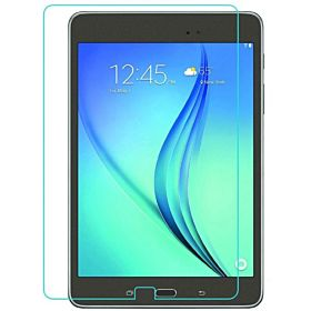 Samsung Galaxy Tab E SM-T561 Tablet - 9.6 Inch, 8 GB, 3G, WiFi, Black with Glass Screen Protector
