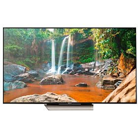 Sony 55 Inch Smart LED TV 4K Ultra HD, Black - KDL-55X8500D