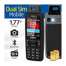 HOM S18 Mini, Dual Sim With 1800mAh Battery,