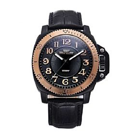 IBSO Casual Watch For Men Analog Leather - 3821