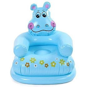 Inext Hippo chair inflatable happy Animal chair