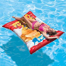Intex 58776 Potato Chips Float