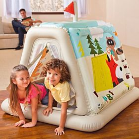 Intex Animal Trails Indoor Play Tent - 48634