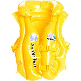 Intex Deluxe Inflatable Swim Vest Yellow 58660EU(32)