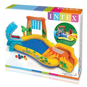 Intex Dinosaur Play Center, Multi [57444]