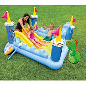 Intex Fantasty Castle Play Center Pool - 57138