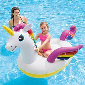 Intex Floating Raft MEGA UNICORN ISLAND 57281