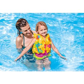 Intex Fun Fish Inflatable Swim Vest 59661NP(37)