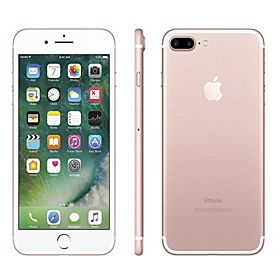 Apple iPhone 7 Plus, 32GB, Rose Gold