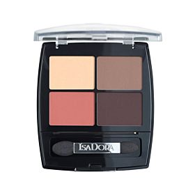 ISADORA Eye Shadow Quartet 14 Peach Avenue