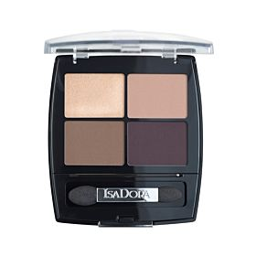 ISADORA Eye Shadow Quartet 15 Coffee & Cream