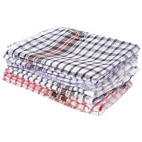 Moonlight Cotton Kitchen Towel Set of 12 Pieces - Multi Color