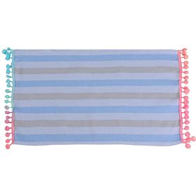 Turkish Cotton Stripe Pattern,Multi Color - Kitchen Towels