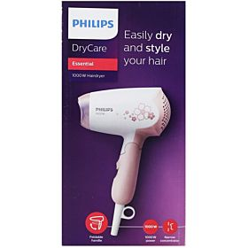 Philips Hair Dryer HP8108 (1000W) with Foldable Handle