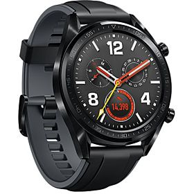 HUAWEI WATCH GT Classic Stainless steel Saddle Brown Hybrid Strap