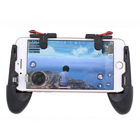 4 In1 PUBG Mobile Gamepad L1R1 Button Joystick Phone PUGB Game Pad Kit Controller L1 R1 Trigger