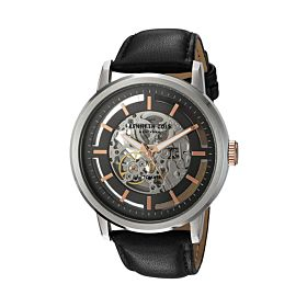 Kenneth Cole Men's Leather Analog Watch KC50589009