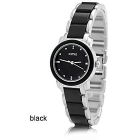 KIMIO Casual Watch For Women Stainless Steel - K455L