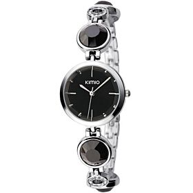 Kimio Fashion Ladies Watch-NO.46 Black