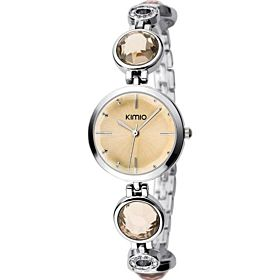 Kimio Fashion Ladies Watch-NO.46 Gold