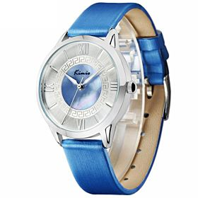 Kimio Women Casual Analog Leather Watch - W528M