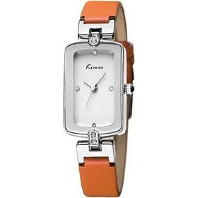 Kimio Women Orange Wrist Watches-KW50S