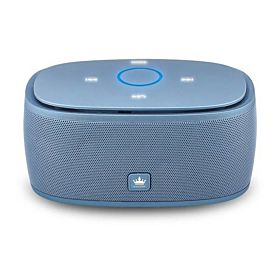 KINGONE K5 Mini Wireless APP Bluetooth Stereo Music Speaker (Blue)