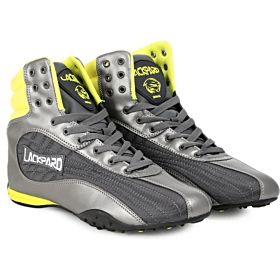 Lackpard Yellow  & Grey Fashion Sneakers For Men