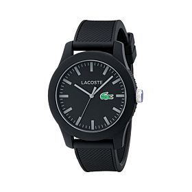 Lacoste Men's 12.12 Silicone Analog Watch 2010930