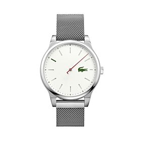 Lacoste Men's Water Resistant Silicone Analog Watch 2010980