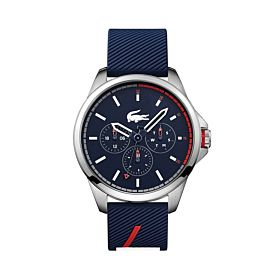 Lacoste Men's Water Resistant Silicone Analog Watch 2010978